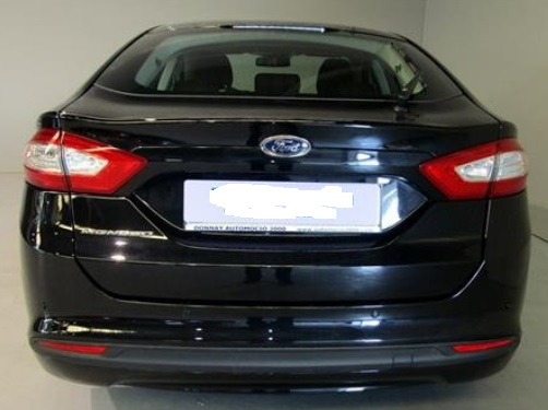 FORD MONDEO (06/2015) - BLACK - lieu: