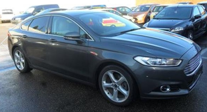 FORD MONDEO 1.5i