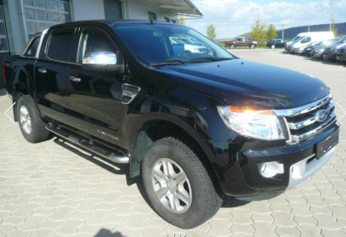 FORD RANGER Limited 2.2