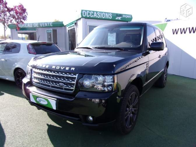 LANDROVER RANGE ROVER 4.4 TDV8 Vogue Mark X FRENCH