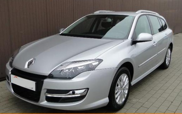 RENAULT LAGUNA 1.5 DCI 110 BUSINESS ECO�