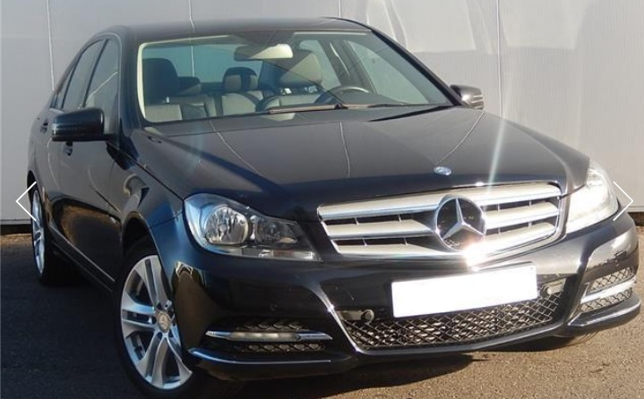 MERCEDES C CLASS C200 CDI BE AVANTGARDE