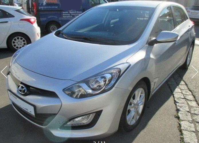 HYUNDAI i30 1.6 CRDi Fifa World Cup Edition