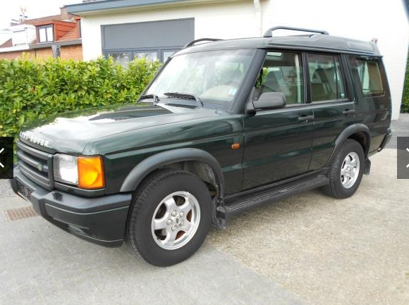 LANDROVER DISCOVERY DISCOVERY 2 2.5 TD5