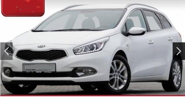 KIA CEED 1.6 CRDi Dream Team