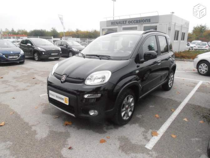 FIAT PANDA 1.3 MJT FRENCH REG