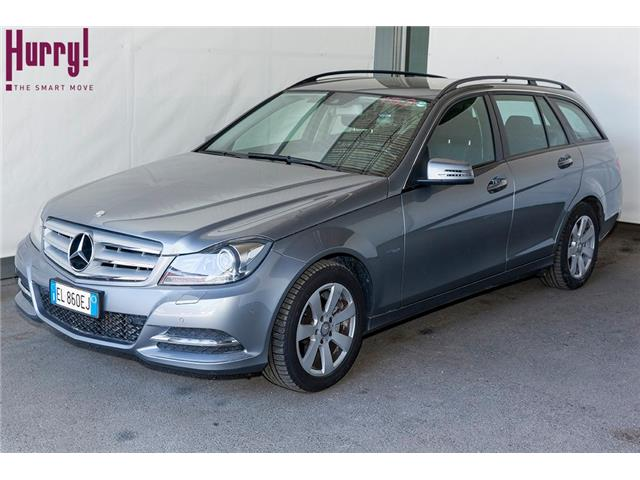 MERCEDES C CLASS T 220 CDI EXECUTIVE