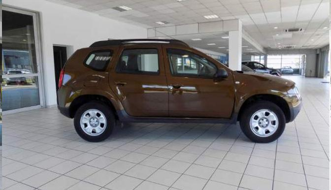 DACIA DUSTER (09/2012) - BROWN - lieu: