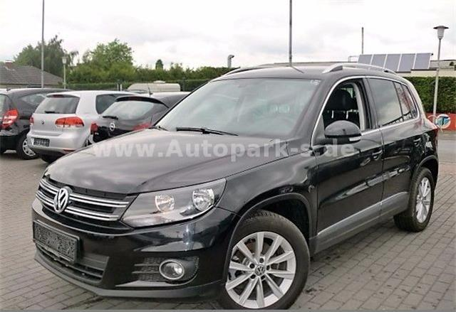 VOLKSWAGEN TIGUAN 2.0 TDI TRACK AND STYLE