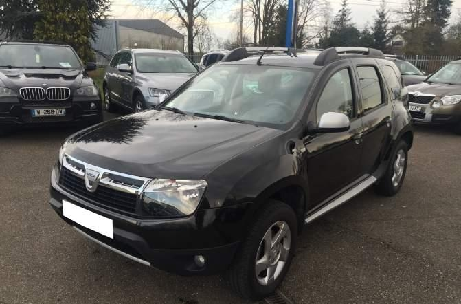 dacia duster 110 dci 4x4 prestige. Black Bedroom Furniture Sets. Home Design Ideas