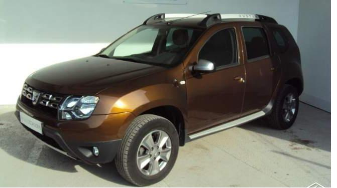 DACIA DUSTER DCI PRESTIGE 4X4 FRENCH