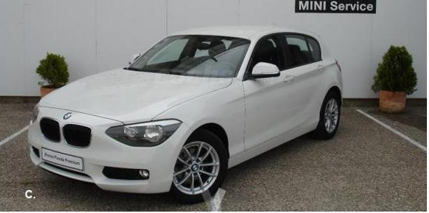 Left hand drive BMW 116 116D ESSENTIAL EDITION SPANISH REG (BMW PREMIUM)