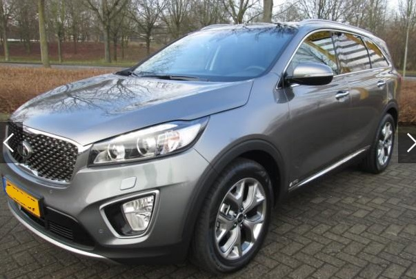 KIA SORENTO 2.2 CRDi ExecutiveLine 4WD