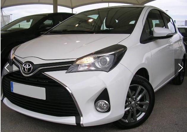 TOYOTA YARIS 1.3 Active MultiDrive+P.LOOK