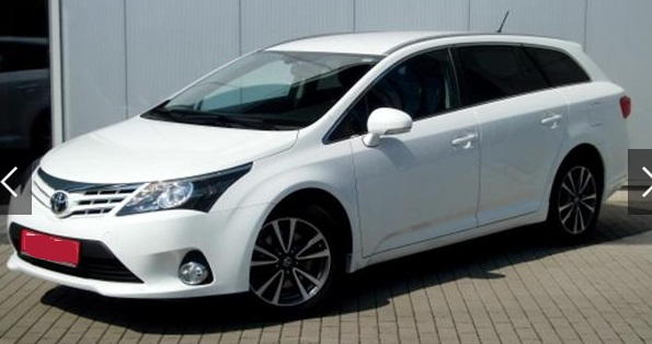 TOYOTA AVENSIS 2.2 D-4D DPF EDITION
