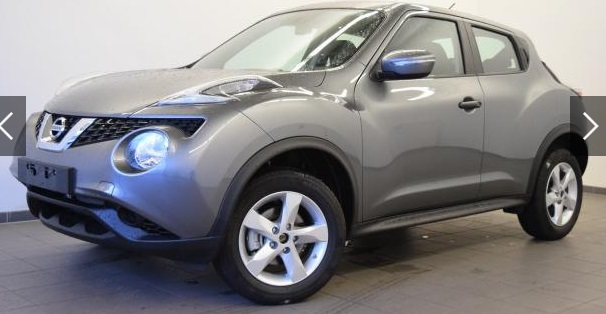 NISSAN JUKE Visia Plus 1.6 94PS