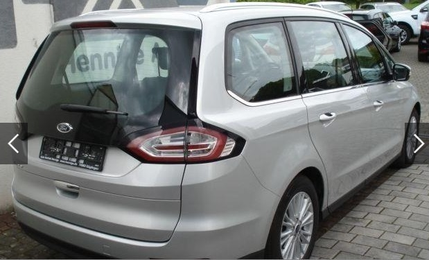 FORD GALAXY (10/2015) - SILVER METALLIC - lieu: