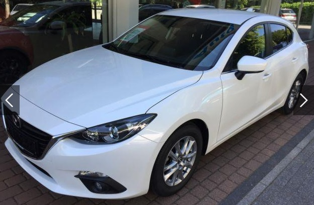 MAZDA 3 KYACTIV-G 120 Center-Line