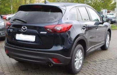 MAZDA 2 (07/2015) - BLUE METALLIC - lieu: