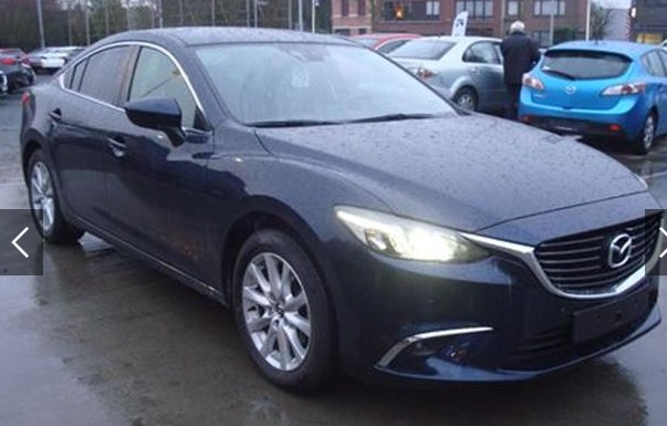 MAZDA 6 2.2 D Skydrive Privilege Edition