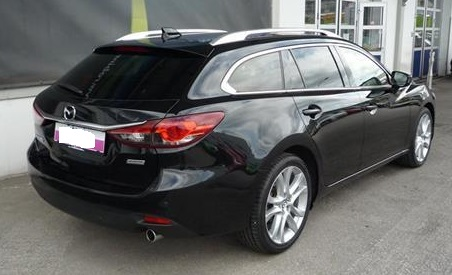 MAZDA 6 (02/2015) - BLACK METALLIC - lieu: