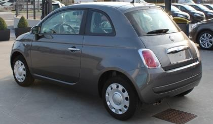 FIAT 500 (03/2015) - GREY METALLIC - lieu: