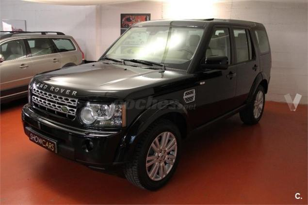 LANDROVER NEW DISCOVERY 3.0 TDV6 HSE PRO SPANISH REG