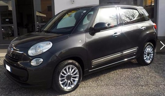 FIAT 500L  Dualogic 1.3 Multijet 85 CV Pop Star
