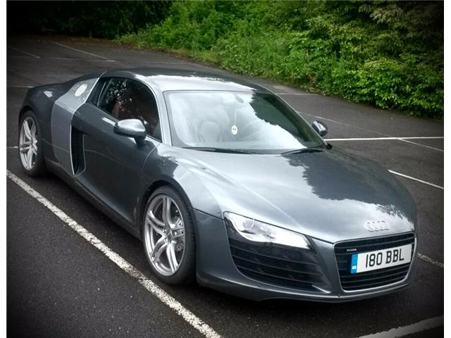 AUDI R8 4.2 TFSI AUTO UK REGISTERED