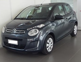 CITROEN C1 (05/2015) - GREY - lieu: