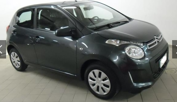 CITROEN C1 VTi 68 ETG Feel