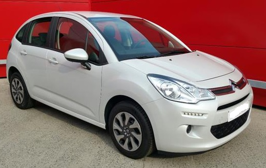 Left hand drive CITROEN C3 1.2 PureTech Seduction ETG