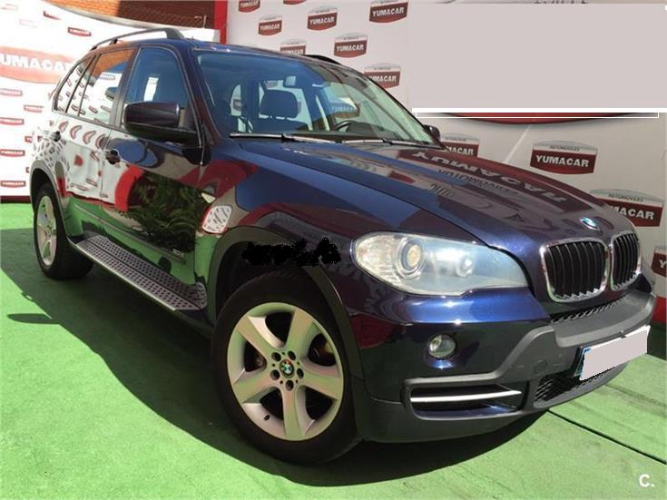 BMW X5 3.0 D spanish reg