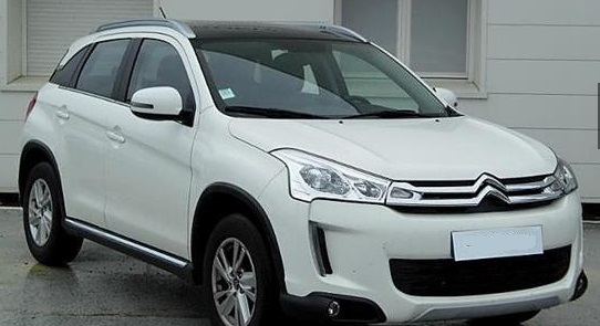 CITROEN C4 AIRCROSS  1.6 e-HDi115 4x2 Feel Edition