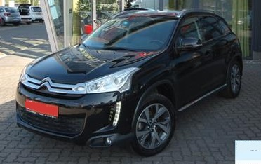CITROEN C4 AIRCROSS  e-HDi 150 Allrad Exclusive