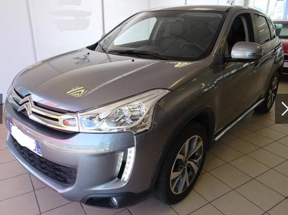 CITROEN C4 AIRCROSS 1.6 e-HDi115 4x4 Collection II