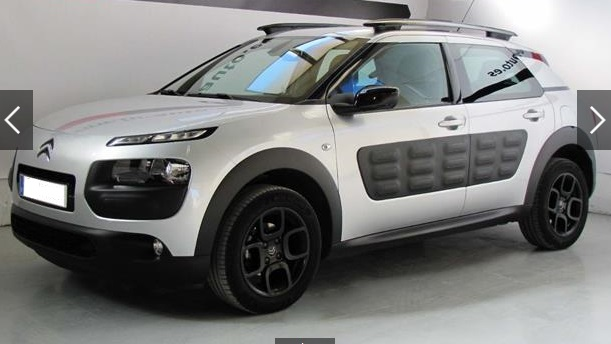 CITROEN C4 CACTUS 1.6e-HDi Feel Edition