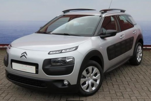 CITROEN C4 CACTUS 1.2 PURETECH 82 BUSINESS