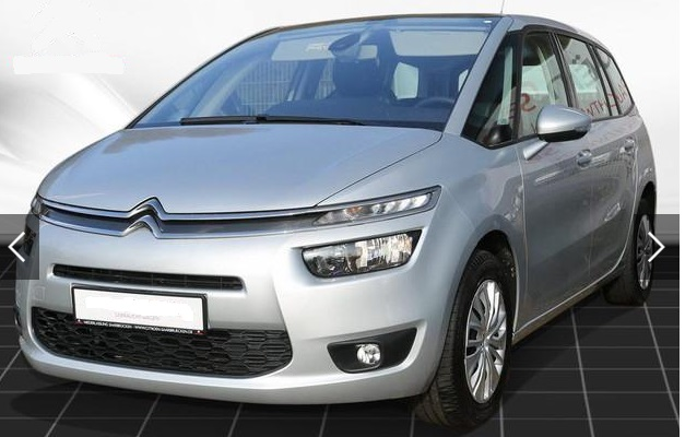 CITROEN C4 GRAND PICASSO Seduction 1,6e-HDi 115PS