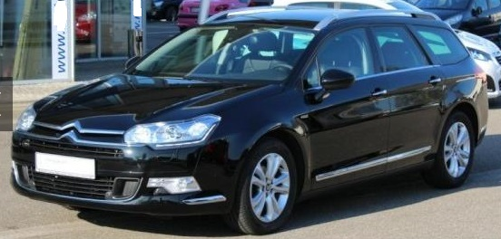 CITROEN C5 Tourer Exclusive 2,0 HDi 165 Xenon