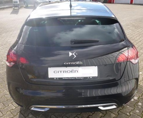 CITROEN DS4 (05/2015) - BLACK METALLIC - lieu: