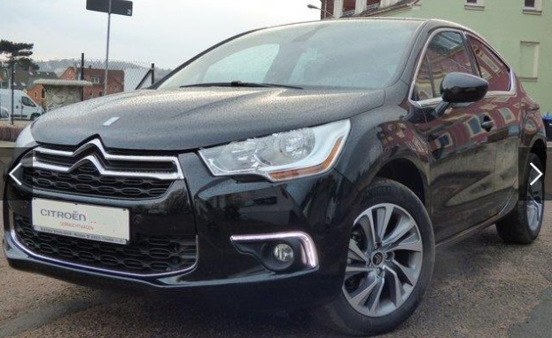 CITROEN DS4 Pure Tech 130S&S SoChic