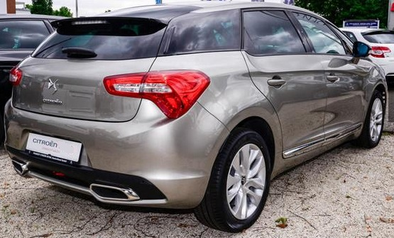 Lhd CITROEN DS5 (05/2015) - GREY METALLIC - lieu: