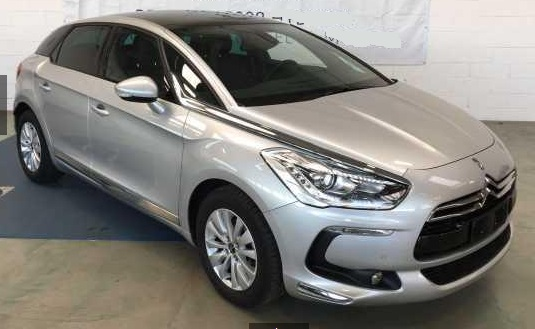 CITROEN DS5 1.6 e-HDi 115 ETG6 So Chic