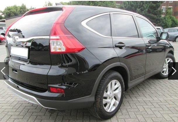 HONDA CR V (09/2015) - BLACK METALLIC - lieu: