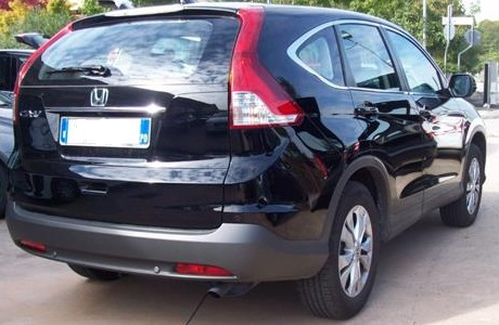 HONDA CR V (03/2015) - BLACK METALLIC5 - lieu: