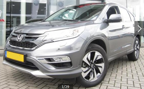 HONDA CR V 1.6 I-DTEC 88KW Executive