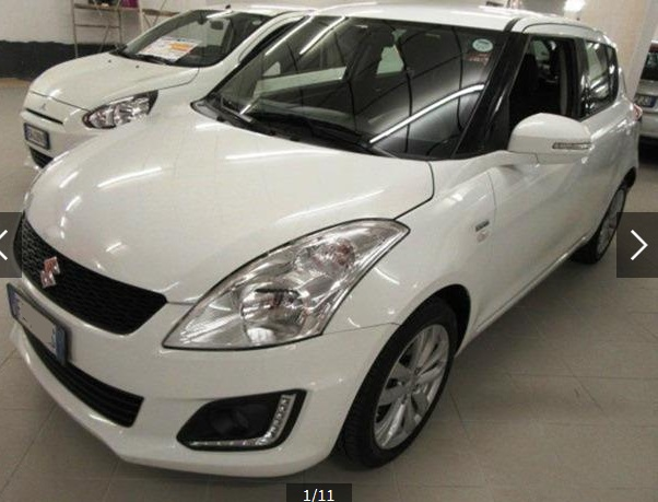 SUZUKI SWIFT 1.3 DDiS B-Cool