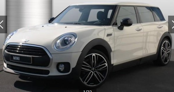 MINI CLUBMAN  Business
