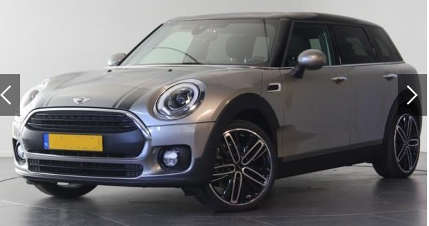 MINI CLUBMAN 1.5 SERIOUS BUSINESS